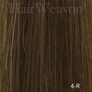 Men's Hair System Colour 4 R | Human Hair | Customised