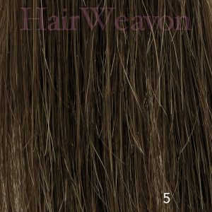Men's Hair System Colour 5 No Grey | Human Hair | Customised