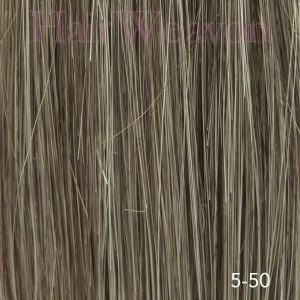 Men's Hair System Colour 5 50% Grey | Human Hair | Customised
