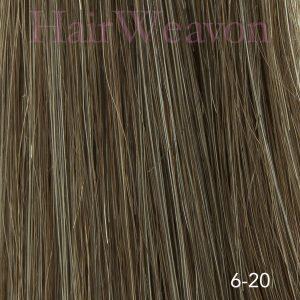 Men's Hair System Colour 6 20% Grey | Human Hair | Customised