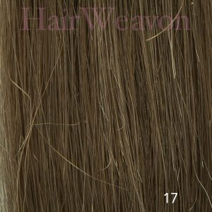 Men's Hair System Colour 17 No Grey | Human Hair | Customised