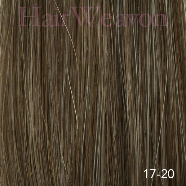 Mens Hair System colour 17 20% grey