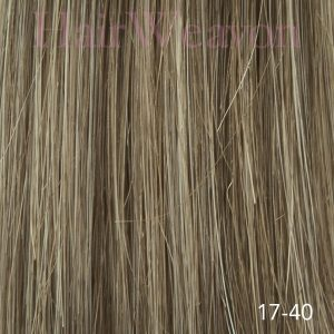Men's Hair System Colour 17 40% Grey | Human Hair | Customised