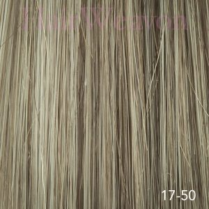 Men's Hair System Colour 17 50% Grey | Human Hair | Customised
