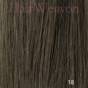 Men's Hair System Colour 18 No Grey | Human Hair | Customised