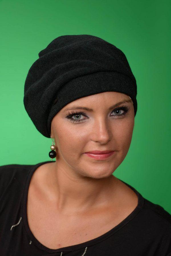 Turban Antonella Black