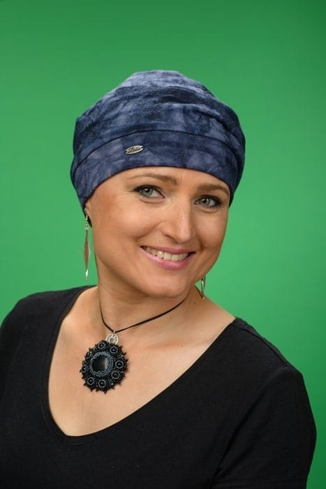 Turban Antonella Cotton
