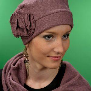 Michelle Pink Hat