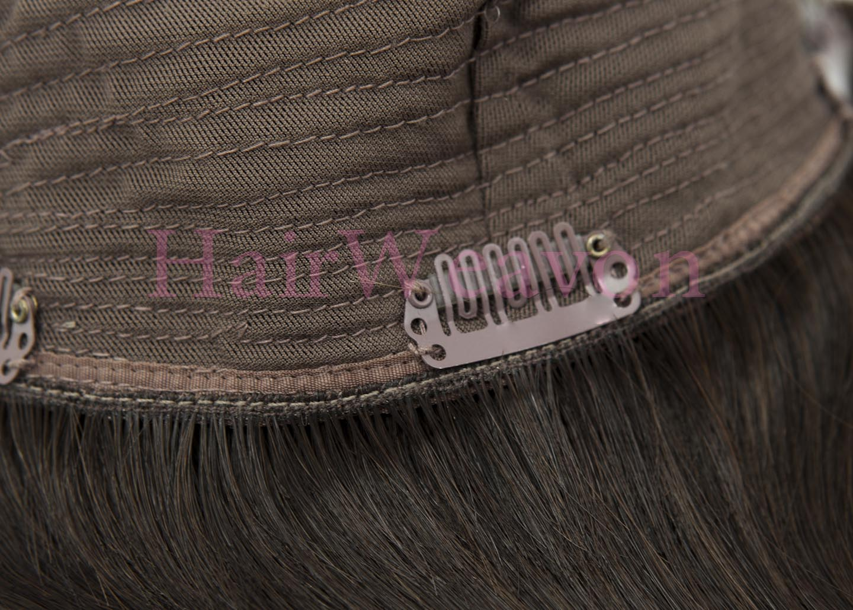 Clip in hair pieces