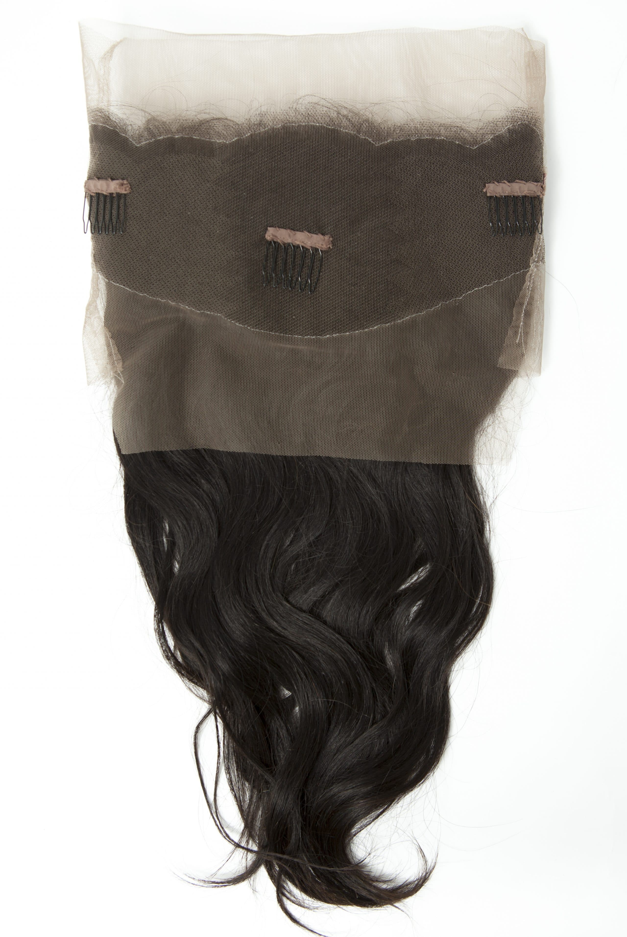 Frontal hair pieces